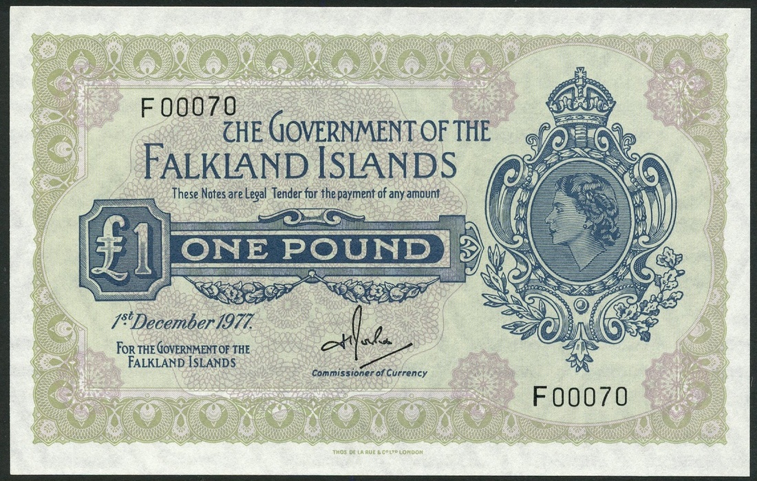 Ian Gradon World Paper money | Ian Gradon world banknotes